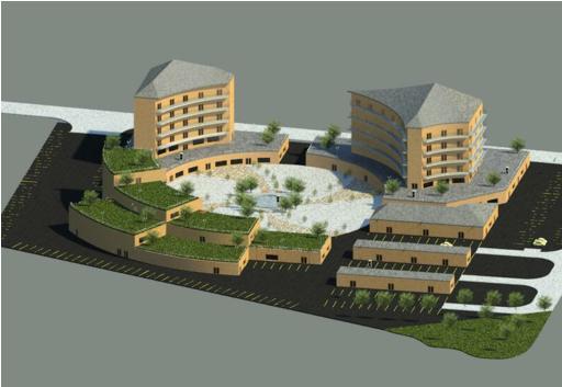 Site Plan Revit : Aret neighbourhood revitalization and new urbanism in