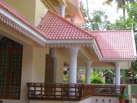 Poomukham with verandah