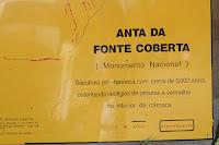 Café Portugal - PASSEIO DE JORNALISTAS em Alijó - Anta da Fonte Coberta