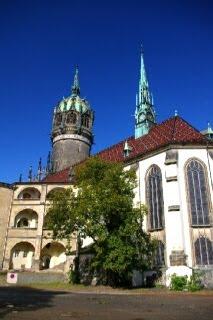 ヴィッテンベルク城と城内教会
