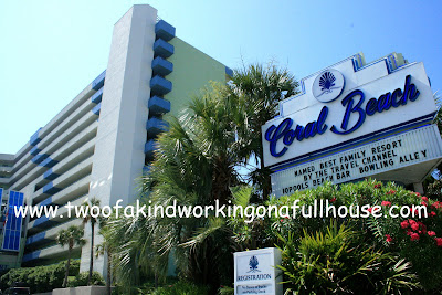 Coral Beach Hotel And Suites Myrtle Beach