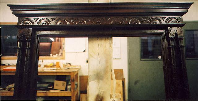 Bradford Mix: Architectural Details and Furniture Restoration