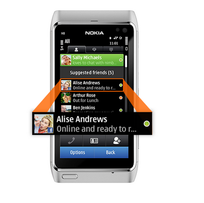 Free mobile applications screen mobiles such as nokia 5800 xpressmusic n97 n97 mini x6 5230 5233 5235 and 5530 xpressmusic following demo video shows the improved version urtaz Image collections