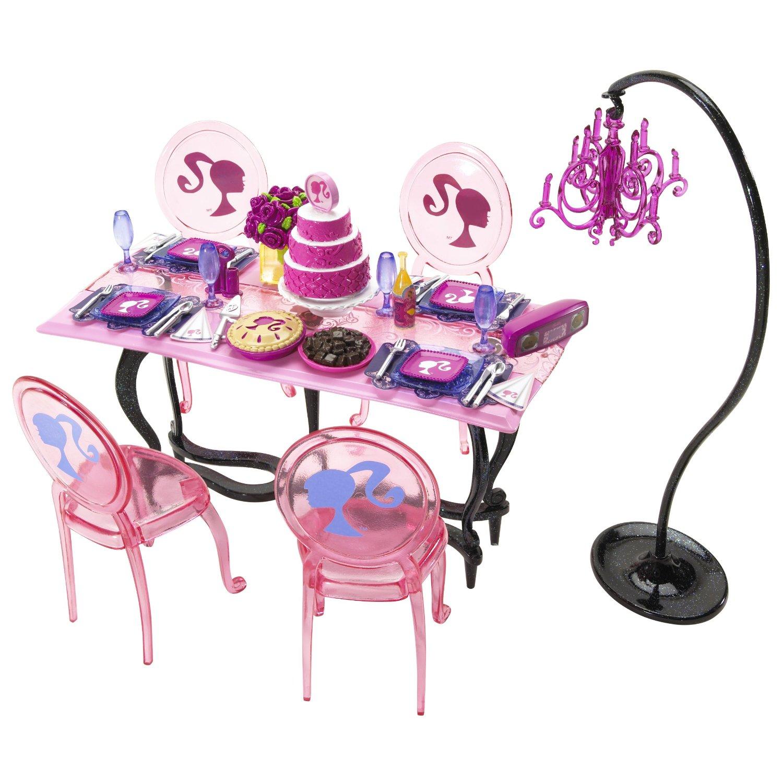Di225rio de Barbie by Lanna Pink Barbie Glam Set : barbieglamdiningroom from barbielannapink.blogspot.com size 1500 x 1500 jpeg 247kB