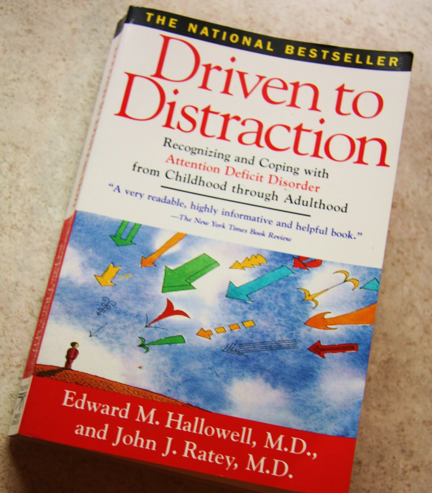 living with add book. living with add....attention deficit disorder add book