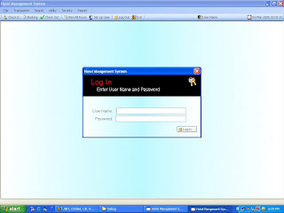Hotel Management System Dot Net Project