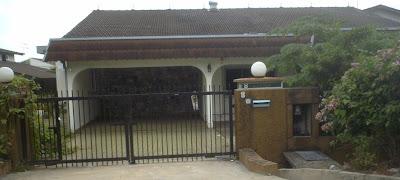 abandoned house in SS3 Petaling Jaya