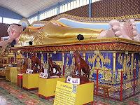 Wat Chaiya Mangkalaram or Reclining Buddha