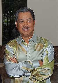 muhyiddin yassin the cow or buffalo minister