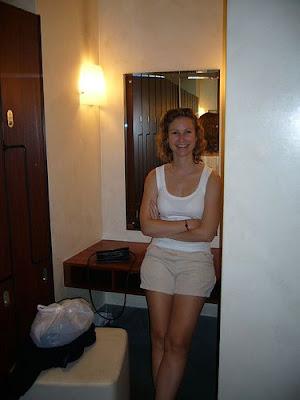 Rydges Hotel room Sydney