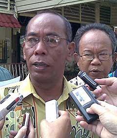Fauzi Muda PKR Ipoh Barat division chief