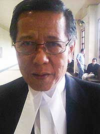 Solicitor-General II Mohd Yusof Zainal Abiden