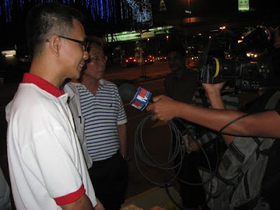 Tony Pua video interview by Malaysiakini on Kuala Lumpur hard core poor