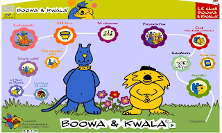 Nos jeux pr f r s boowa et kwala - Koala et boowa ...