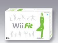 Wii Fit Box