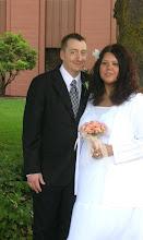 We're Married!