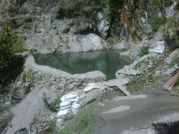 Aguas Termales la Musui