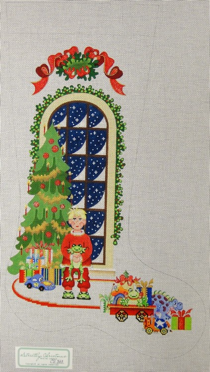 Pocket Full of Stitches: Strictly Christmas Stockings