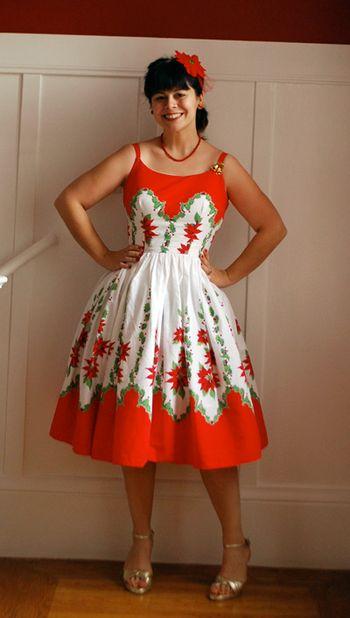 Tart Deco Vintage Glamour Retro Style Blog Spotlight Sew Weekly