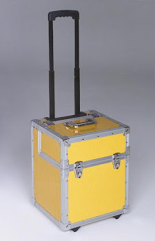 Case P/ 3 Caixas de Bateria PERSONALIZADO