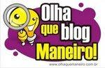 """Prémio """"Olha que blog Maneiro!"""""""