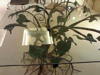 trésors d'italie, l'art du fer forgé, rome en images, rome