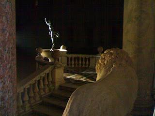 villa médicis, rome en images, italie