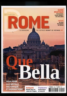 magazine destination rome