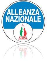 alliance nationale, alleanza nazionale, gianfranco fini, italie, rome, rome en images