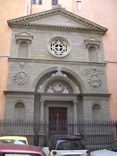 saint yves des bretons, rome, italie