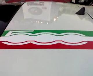 fiat 500, italie