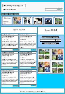 Belajar Bikin Template Blog Sendiri