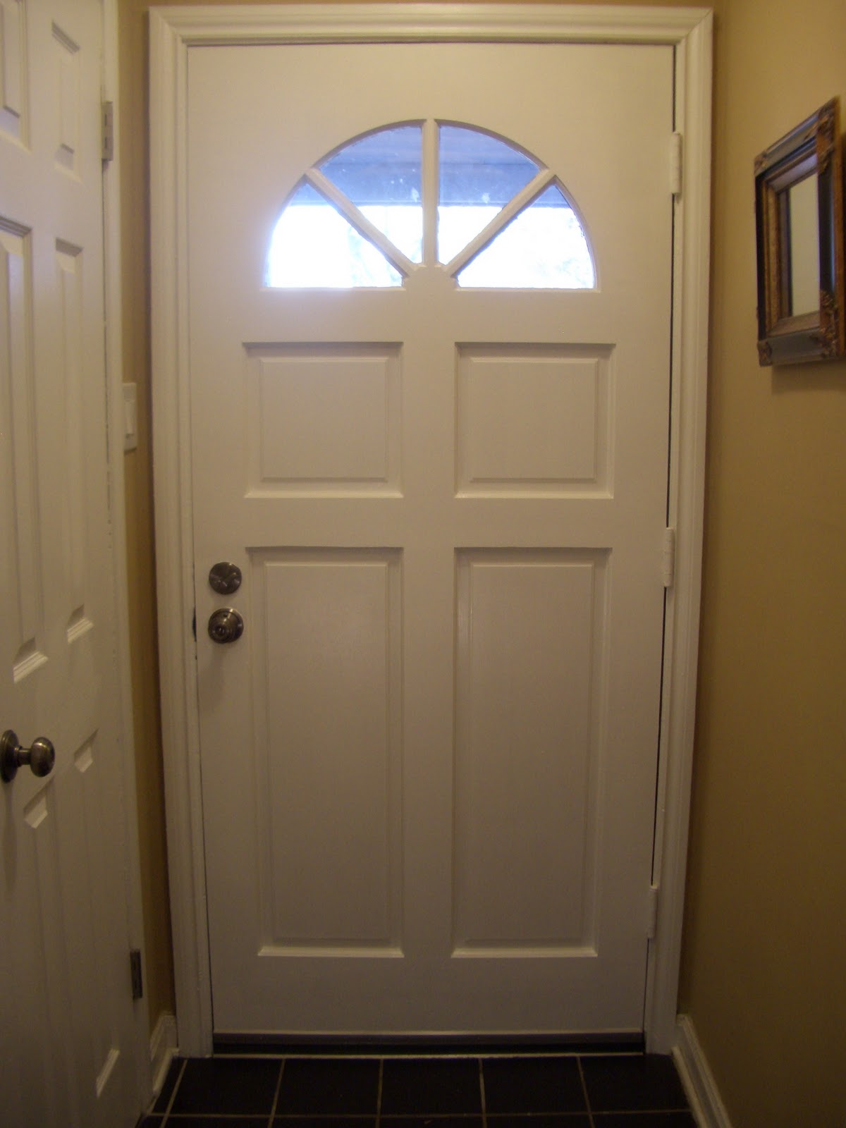 Cool home creations painting front door interior - Cool interior doors for home ...