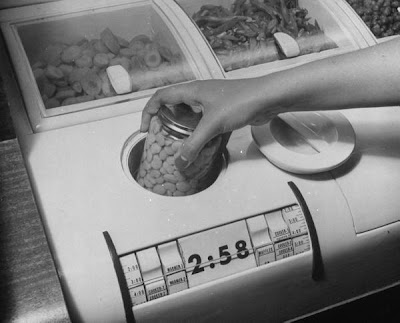 Cuisine du futur