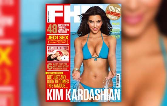 Click here to visit FHM Online