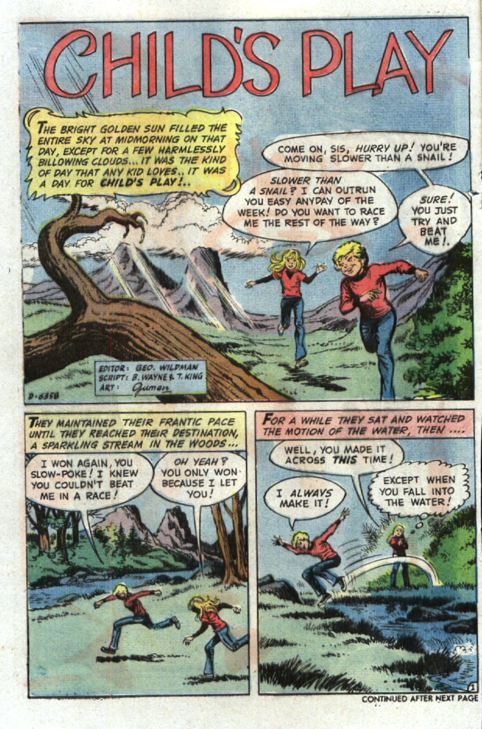 Read online Scary Tales comic -  Issue #24 - 16