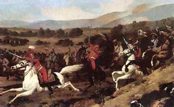 Nuestra Historia Colonial Un poema de amor a la Patria Batalla