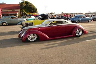 Carros Antigos Tunados