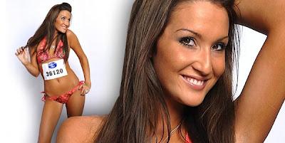 bikini girl Katrina Darrell