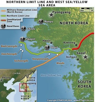 U S South Korean War Games Help Raise Tensions