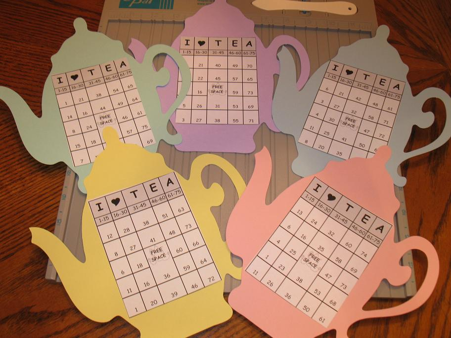 This is a graphic of Trust Free Printable Tea Party Games