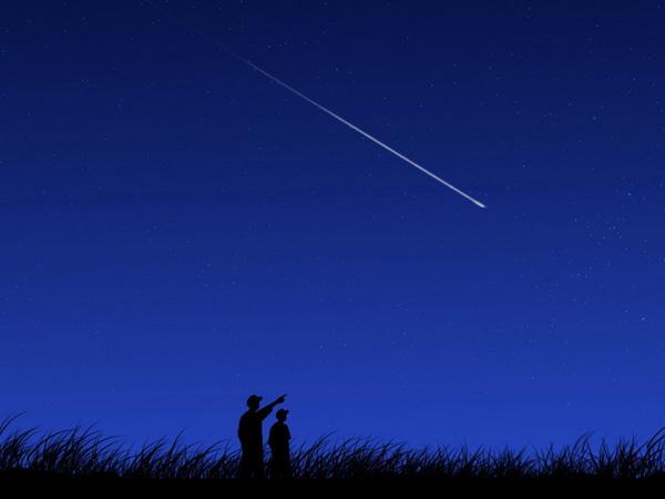Of Shooting Stars And Wishbones