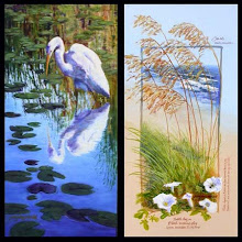 View Low Country Nature     Paintings at Pam's       Website