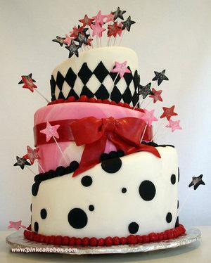 كّل عَآمً و  {  ريمي  } بَـ خيٍـر ... ! Topsy_Turvey_Birthday_Cake_by_pinkcakebox
