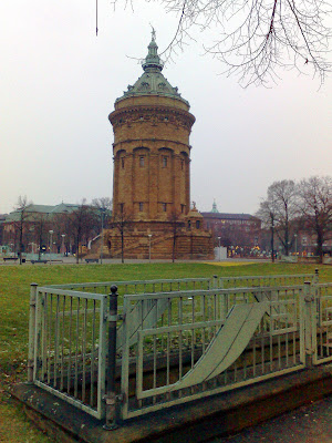 mannheim, rosengarten, tower
