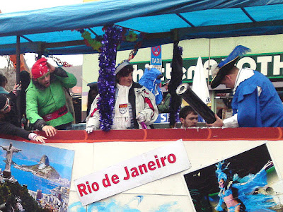 carnival,  narren, rio