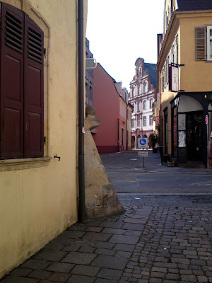 back street, gasse