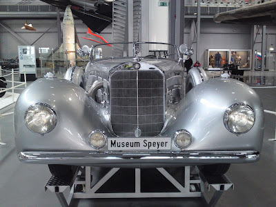 technikmuseum, mercedes
