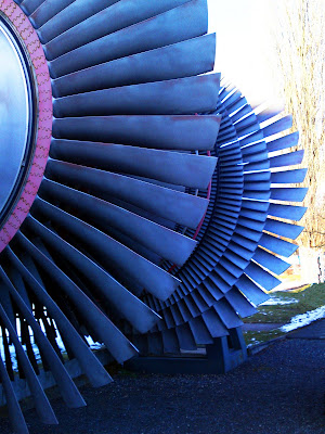 turbine, technikmuseum,