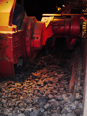 coal mine,